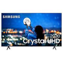 "Samsung Smart TV Crystal UHD TU7000 4K 43"", Processador Crystal 4K, Borda Infinita, Controle Único, Bluetooth -"