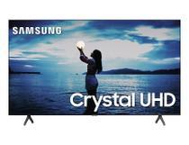 "Samsung Smart TV Crystal UHD TU7020 4K 2020 55"" Processador Crystal 4K -"