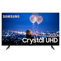 "Samsung Smart TV Crystal UHD TU8000 4K 65"", Borda Infinita, Alexa built in, Controle Único, Visual Livre de Cabos -"