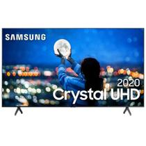 "Samsung Smart TV Crystal UHD TU8000 50"" 4K, Alexa built in, Controle Único, Visual Livre de Cabos -"