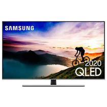 "Samsung Smart TV QLED 4K Q70T 55"", Pontos Quânticos, HDR, Borda Infinita, Alexa, Modo Ambiente 3.0, Controle Único -"
