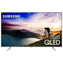 "Samsung Smart TV QLED 4K Q70T 85"", Pontos Quânticos, HDR, Borda Infinita, Alexa built in, Modo Ambiente 3.0 -"