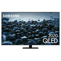 "Samsung Smart TV QLED 4K Q80T 55"", Pontos Quânticos, Modo Game, Som em Movimento, Alexa built in, Borda Infinita -"