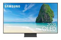 Samsung Smart TV QLED 4K Q95T, Única Conexão e Suporte No-Gap, Pontos Quânticos, Som em Movimento, Design sem Limites, Modo Ambiente -