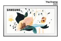 Samsung Smart TV QLED 4K The Frame 2020, com Modo Arte, Modo Ambiente 3.0, Molduras customizáveis, Única Conexão e Suporte No-Gap -
