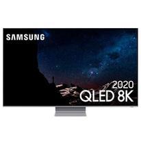 "Samsung Smart TV QLED 8K Q800T 65"" + Soundbar Samsung 3.1.2Ch Canais, 330W Subwoofer Sem Fio - HW-Q800T/ZD -"