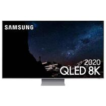 """Samsung Smart TV QLED 8K Q800T 75"""", Processador com IA, Borda Infinita, Alexa built in, Som em Movimento -"""