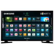 Samsung un43j5200 -  tv led 43  smart tv wide full hd hdmi/usb preto