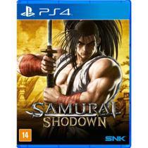 Samurai Shodown 2019 PS4 - Snk -