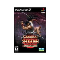 Samurai shodown anthology - psp - Sony