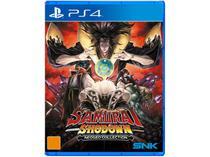 Samurai Shodown NeoGeo Collection para PS4 - SNK