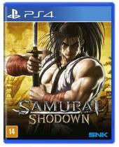 Samurai Shodown - PS4 Mídia Física - Snk