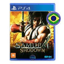 Samurai Shodown - Snk