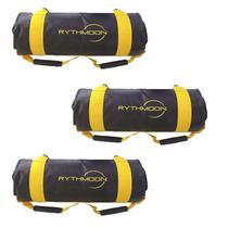 Sand Bag Kit Com 3 Peças Rythmoon 10-15-20 Kg -