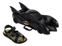 Sandalia Batman Batmovel Promo 22169 -