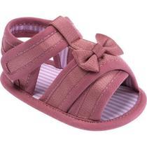 Sandália bebê feminino arco íris pimpolho -
