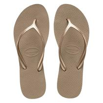 Sandalia chinelo high light - havaianas - rose gold