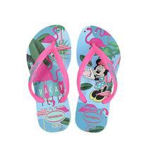 Sandalia chinelo kids disney cool - havaianas - ice blue -