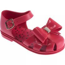 Sandalia Colore Vermelho Tamanho 20 Pimpolho 32850E -