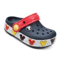 Sandália Crocs Infantil Disney Mickey -