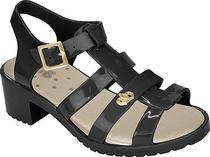 Sandália De Salto Plástico Feminino Infantil 626204 - Flib calçados