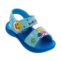 Sandalia Grendene 22392 Baby Shark Dance Papete Infantil -