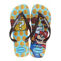 Sandália Havaianas Mario Bros Cf -