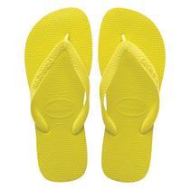 Sandália Havaianas Top Amarelo/Citrico -