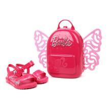 Sandália Infantil Grendene Kids Barbie Bytterfly Feminina -