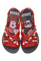 Sandália Infantil Grendene Kids Disney Magical Minnie -