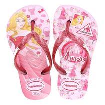 Sandália Infantil Havaianas Slim Disney Princesas Feminina -