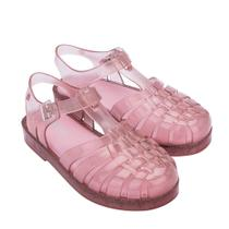 Sandália infantil melissa mel possession -
