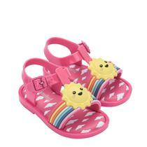 Sandália infantil mini melissa mar sandal sunny day -
