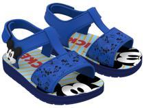 Sandalia Menino Mickey Disney Retro Baby Grendene 1-00315 - Grendene Kids