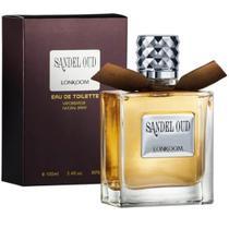 Sandel Oud eau de toilette 100ml Lonkoom Perfume Masculino -