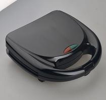 Sanduicheira Antiaderente 127V Preta Maxxi Home - Maxxi Sound