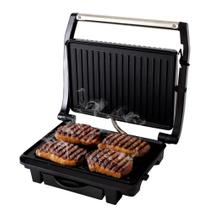 Sanduicheira e Grill Philco Press Inox Red 1200W 110v -