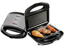 Sanduicheira/Grill Mondial Premium S-07 800W - Antiaderente