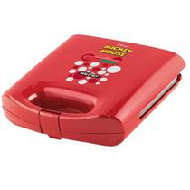 Sanduicheira Mallory Mickey Mouse 750w Vermelha 220v -