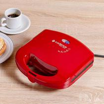 Sanduicheira Minigrill Colors, Vermelha, 110v, Cadence -
