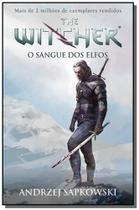 Sangue dos elfos, o - vol.3 - serie the witcher - - Wmf