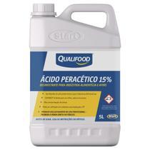 Sanitizante para indústrias alimentícias ácido peracético 15% - 5l - Start