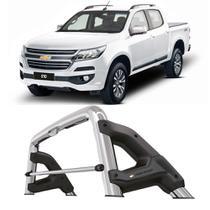 Santo Antonio Chevrolet S10 2012 a 2020 Cabine Dupla Keko com Grade Vidro Cromado -