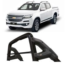 Santo Antonio Chevrolet S10 2012 a 2020 Cabine Dupla Keko com Grade Vidro Preto -