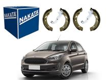 Sapata de freio nakata ford ka 1.0 1.5 2018 a 2020 -