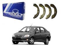 Sapata de freio syl chevrolet prisma 1.0 1.4 2007 a 2012 -