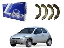 Sapata de freio syl ford ka 1.0 1.3 1.6 1997 a 2007 -