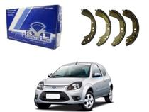 Sapata de freio syl ford ka 1.0 1.6 2008 a 2013 -