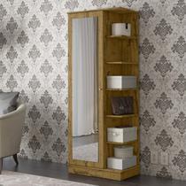 Sapateira 1 Porta com Espelho Lisboa Patrimar Móveis -