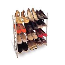 Sapateira Modular 12 Pares Maxeb Organizador Sapatos -